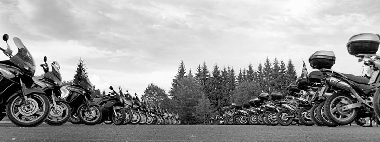 Motorarradtreffen 2015 Oberwiesenthal